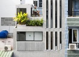 Ngôi nhà 18m² trong hẻm nhỏ tuyệt đẹp của cặp vợ chồng trẻ ở Sài Gòn